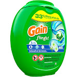Gain Flings Laundry Detergent Pacs - Blissful Breeze - 96ct