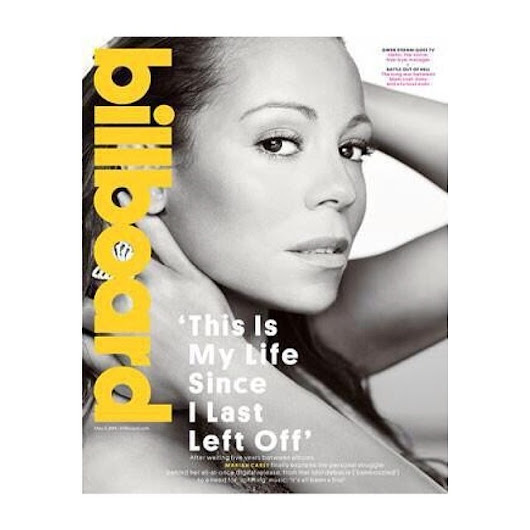 Mariah Carey On The Cover Of Billboard  «  GLOBAL 14