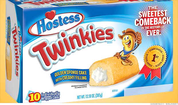 walmart twinkies