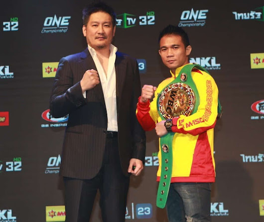 Srisaket Sor Rungvisai Makes Debut In One Championship » MMA News