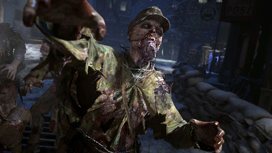 """Call of Duty: WW2"" erschienen: Nazi-Zombiehorden ohne Holocaust"