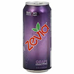 Zevia All Natural Grape Soda - 12 pack, 16 fl oz cans