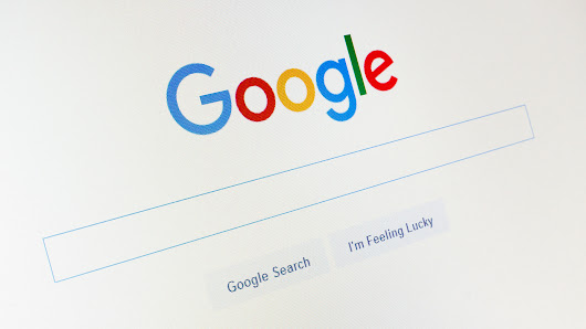 Anatomy of a Google search listing