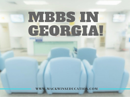 MBBS IN GEORGIA : COURSE DETAILS | Mackwins | Abroad Education Consultant