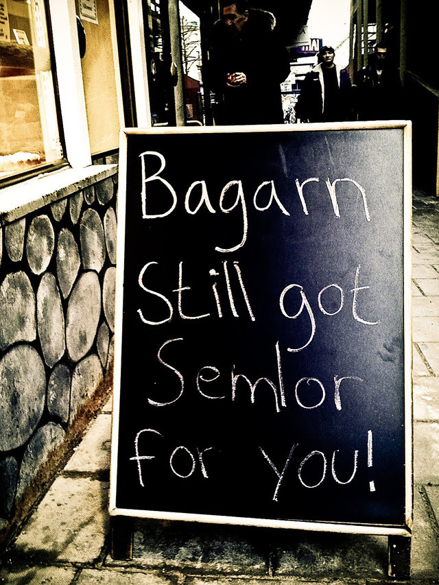 bagarn still got semlor for you