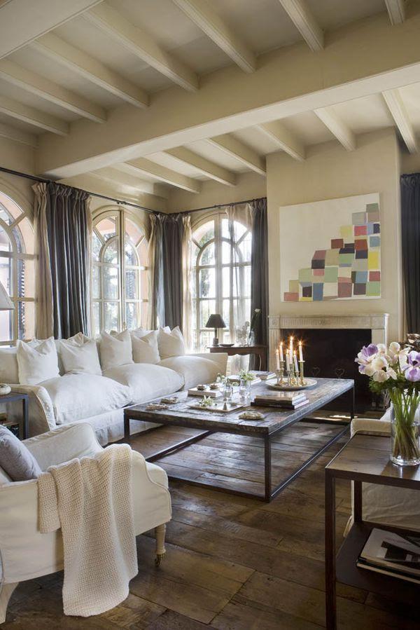tailacreaciones: Idee Deco Maison De Charme