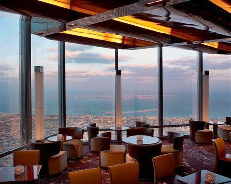 Sky High Dining: 15 Restaurants with Great Altitude