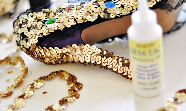 Dolce ve Gabbana Pompalar-Ayakkabı-DIY-19 Embellished