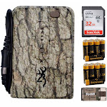 Browning Trail Cameras External Battery Pack Bundle