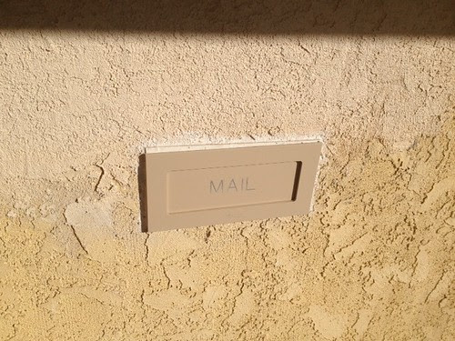 My Ingenious Mailbox Solution!