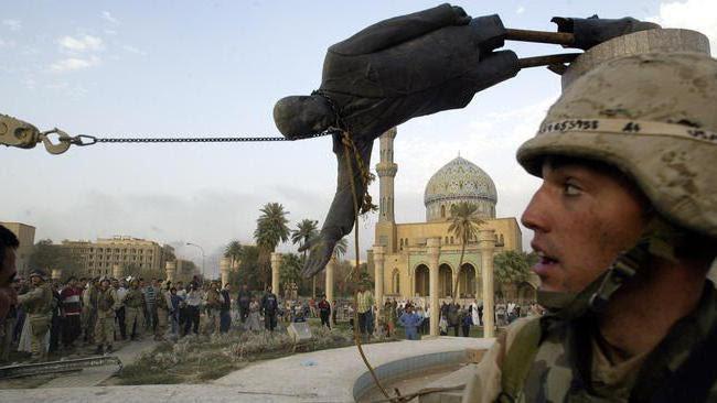 сша потери в ираке