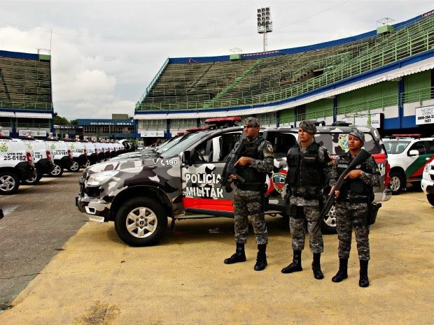 Resultado de imagem para Mais de 100 novas viaturas reforçarão segurança pública no RN