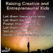 Raising Creative and Entrepreneurial Kids