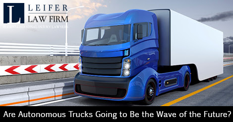 Are Autonomous Trucks Going to Be the Wave of the Future?