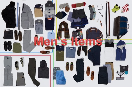 5 Items Every Man Needs - According to Women