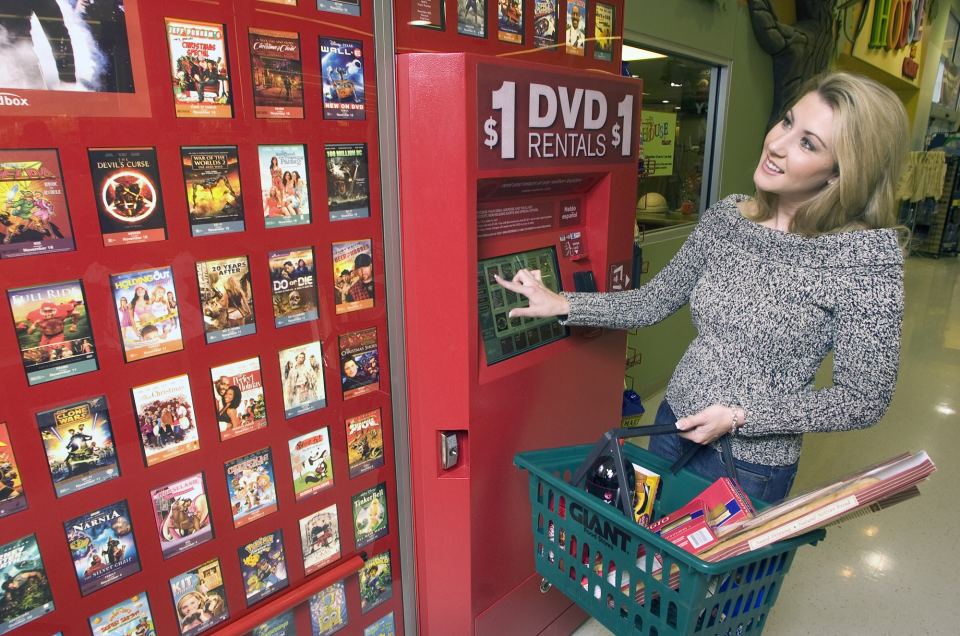 T-Mobile users get a free game rental from Redbox today screenshot