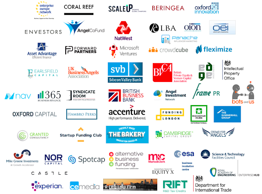 Business Funding Show Event – Canary Wharf 23rd February | Angel Investment Network Blog
