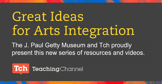 Harnessing the Power of Arts Integration