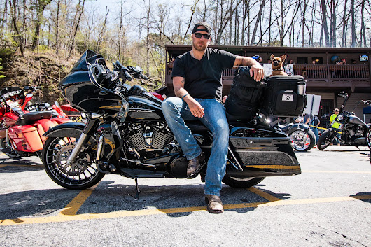 Honor our warriors by nominating a veteran to win a free motorcycle! -