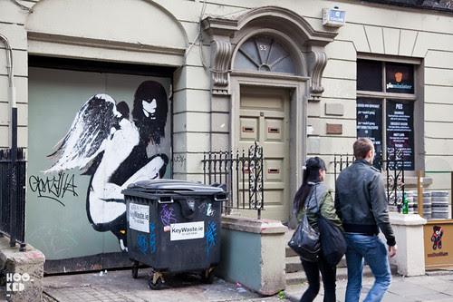 Eelus - Dublin Street Art