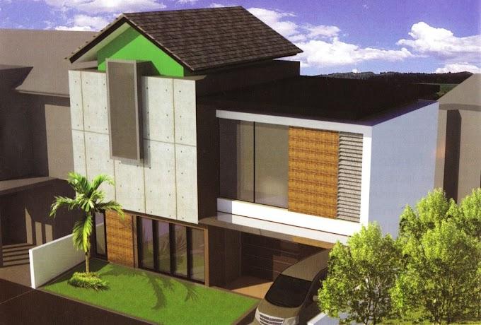 Konsep Rumah Minimalis 2 Lantai   Ide Rumah Minimalis
