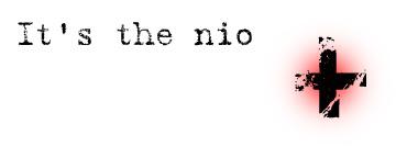 It's the Nio