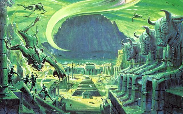 Reynold Brown - War Gods Of The Deep, 1965