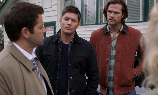 Another look at 'Supernatural' Stuck in the Middle (With You) review - Movie TV Tech Geeks News