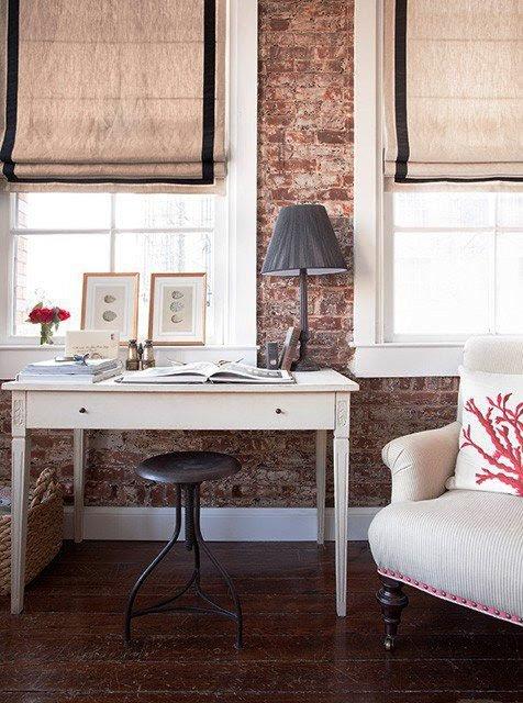 Batu Bata Desain Interior Modern dan Klasik