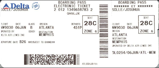 Why You Should NEVER Throw Your Boarding Pass Away, Not Even After Your Flight. The Reason? I Had No Idea!