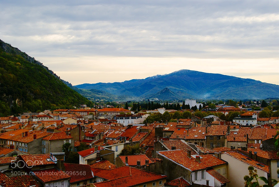 Landscape of Foix by wenmusic * on 500px.com