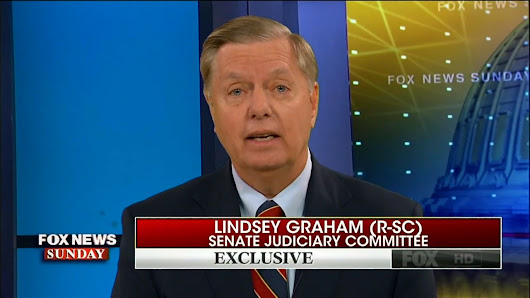 Graham: 'I'm Not Going To Ruin Judge Kavanaugh's Life Over This'