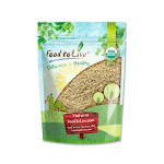 Organic Jasmine Brown Rice, 1 Pound - by Food to Live