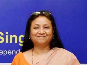 Arvind Kejriwal asks Shakuntala Gamlin not to take charge as acting chief secy of Delhi