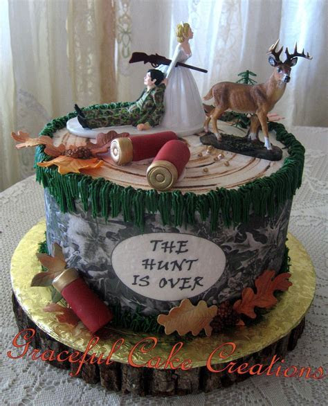 Hunting Themed Grooms Cake in 2019   Specialty Cakes by