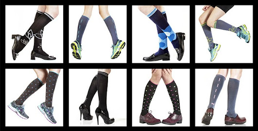 Lily Trotters compression socks review
