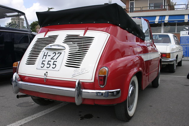 Seat 600 Cabriolet
