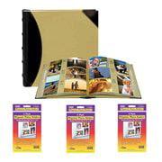 Pioneer Photo Albums 622500 Fabric Leatherette 500 Photo Album 4x6