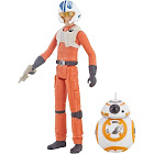 Star Wars: Resistance Animated Series PoE Dameron and BB-8 Figure