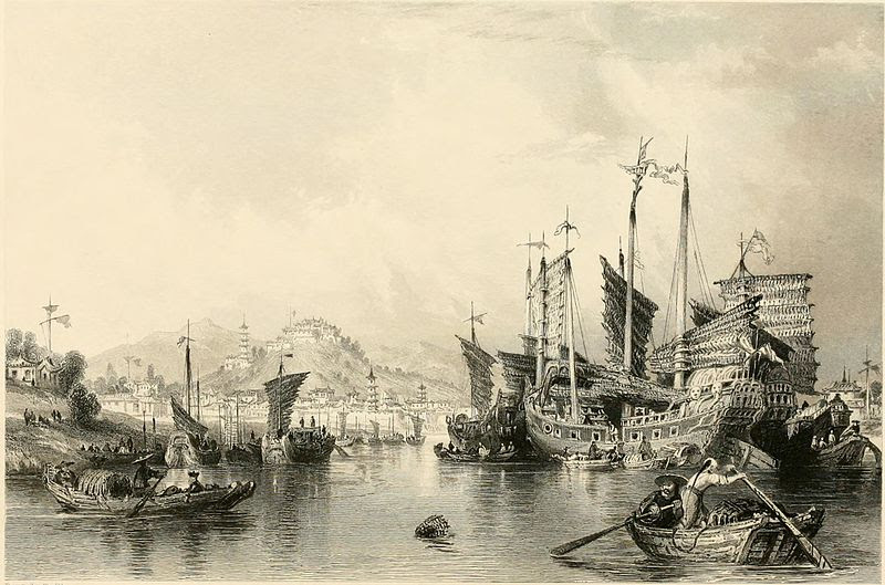 File:City of Ningpo from the river.jpg