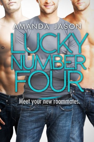 Lucky Number Four by Amanda Jason
