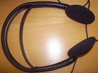 100 per cent genuine haunted headphones. WoooOOoooOOOoo!