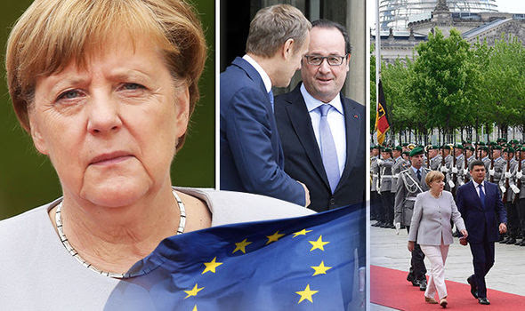 Major Prophetic Update: Foreign Ministers In France And Germany To Unveil 'Superstate'