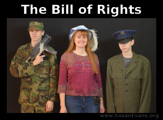 The Bill of Rights - Susan's Homeschool Blog