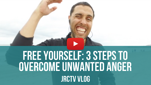 Free Yourself: 3 Steps to Overcome Unwanted Anger | Jairek Robbins