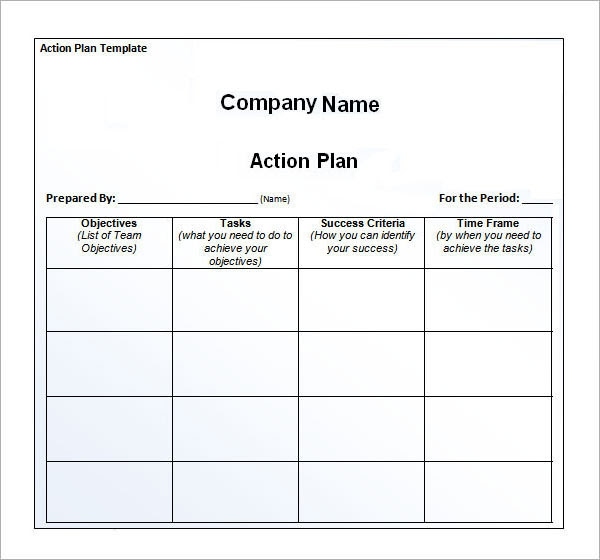 Mapsingen: Action Plan Template