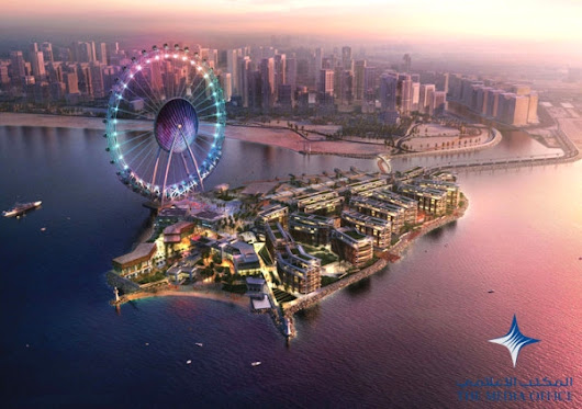 Bluewaters Island and Dubai Eye: Letting Dubai Grow Bigger and Better