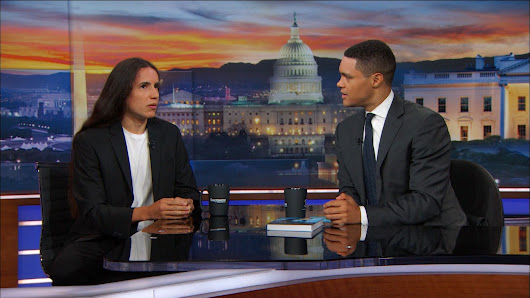 "Xiuhtezcatl Martinez - Taking On Climate Change with ""We Rise"" - The Daily Show with Trevor Noah 