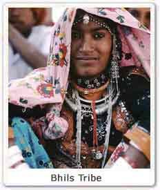 bhils-tribe