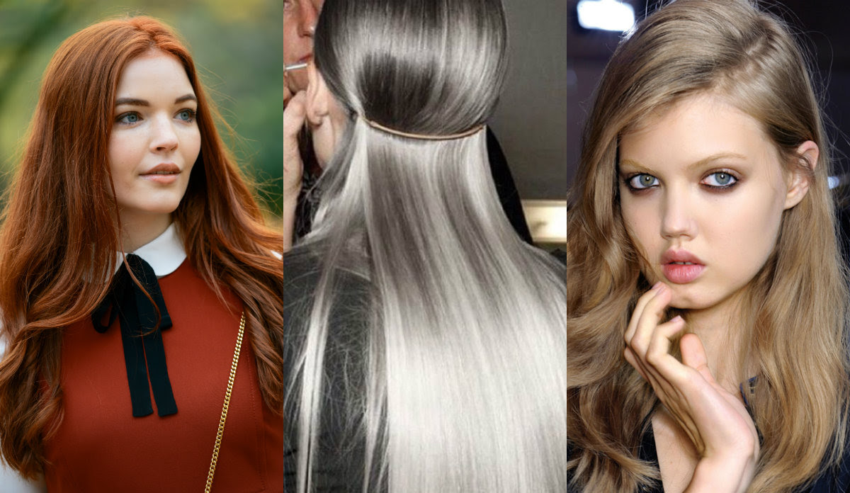 Hair Color For Winter 2018 Uphairstyle
